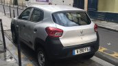Renault Kwid France spy shot