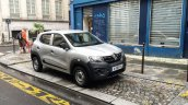 Renault Kwid exterior spy shot France