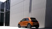 Renault Twingo GT rear three quarters left side official image