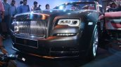 Rolls Royce Dawn front quarter launched in India