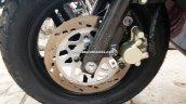 TVS Jupiter MillionR Edition (with front disc brake) - In Images