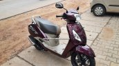 TVS Jupiter MillionR Edition (with front disc brake) front three quarter In Images