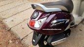 TVS Jupiter MillionR Edition (with front disc brake) rear enf In Images