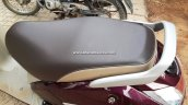 TVS Jupiter MillionR Edition (with front disc brake) seat In Images