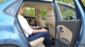 VW Ameo 1.2 Petrol legroom Review