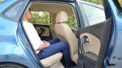 VW Ameo 1.2 Petrol legroom rear Review
