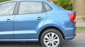 VW Ameo 1.2 Petrol rear door Review