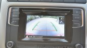 VW Ameo 1.2 Petrol reverse camera Review