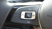 VW Ameo 1.2 Petrol volume controls Review