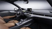 2016 Audi A5 Coupe dashboard