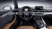 2016 Audi A5 Coupe interior