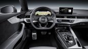 2016 Audi S5 Coupe interior