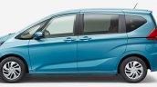 2016 Honda Freed profile