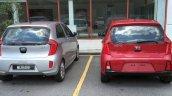2016 Kia Picanto (facelift) Malaysia spy shot