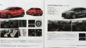2016 Mazda Axela (2016 Mazda3) grades first image