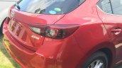 2016 Mazda Axela (Mazda3) spy image