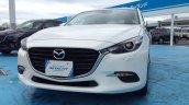 2016 Mazda Axela (Mazda3) spy shot