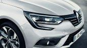 2016 Renault Megane Sedan front fascia