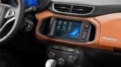 2017 Chevrolet Onix Activ centre console