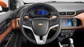2017 Chevrolet Onix Activ dashboard driver side