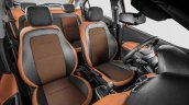 2017 Chevrolet Onix Activ interior seats