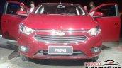 2017 Chevrolet Prisma (facelift) front