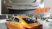 2017 Hyundai Verna rear Concept vs Reality
