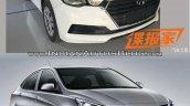 2017 Hyundai Verna vs outgoing model front Old vs New