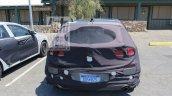 2017 Hyundai i30 rear spy shot