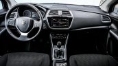 2017 (Maruti) Suzuki S-Cross (facelift) dashboard unveiled