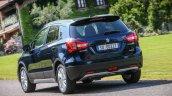 2017 (Maruti) Suzuki S-Cross (facelift) rear quarter unveiled