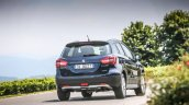 2017 (Maruti) Suzuki S-Cross (facelift) rear unveiled