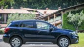 2017 (Maruti) Suzuki S-Cross (facelift) side unveiled