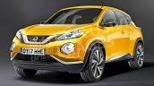 2018 Nissan Juke front three quarters rendering