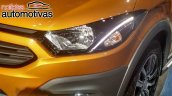 Chevrolet Onix Activ headlamp