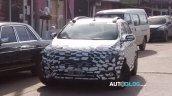 Chevrolet Onix Activ spyshot