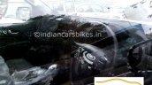 Chevrolet Trailblazer interior facelift spied  in India
