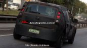 Fiat X6H rear three quarters spy shot