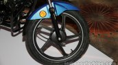 Hero Splendor iSmart 110 wheel launch