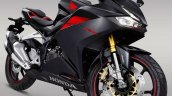 Honda CBR250RR front quarter press shot