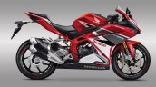 Honda CBR250RR red press shot