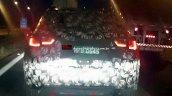 Jeep 551 (Jeep C-SUV) tail light design spy shot