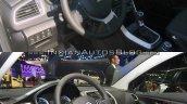 (Maruti) Suzuki S-Cross facelift vs Older model interior Old vs New
