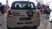 Maruti Swift Kabali Edition launched rear In Images