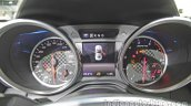 Mercedes-AMG SLC 43 launched instrument cluster in India