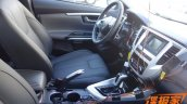 Mitsubishi Lancer facelift interior with revolutionary styling leaked