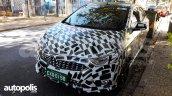 New Chevrolet Onix (facelift) spyshot Brazil