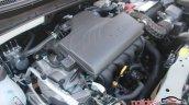 Nissan Kicks HR16DE flex-fuel engine