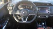 Nissan Kicks dashboard driver side