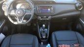 Nissan Kicks interior dashboard second image